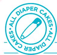 All Diaper Cakes