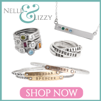 Nelle & Lizzy Personalized Jewelry